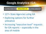 google analytics ga7