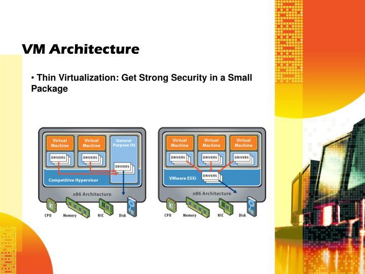 VM Architecture