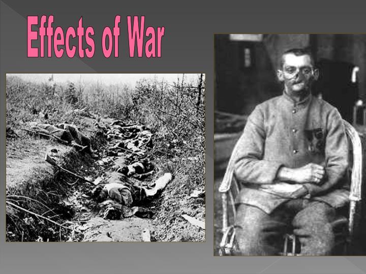 Effects of War