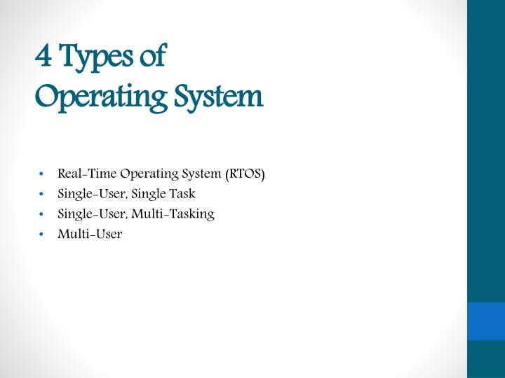 report on multi user operating systems essay Windows operating systems are highly rated microsoft windows are most popular than linux because its user interface is so friendly for user if any new user wants to operate linux then first he will have to learn about it.