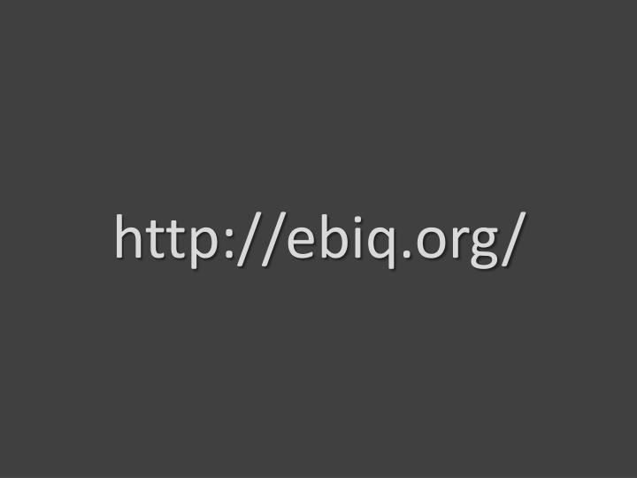 http://ebiq.org/
