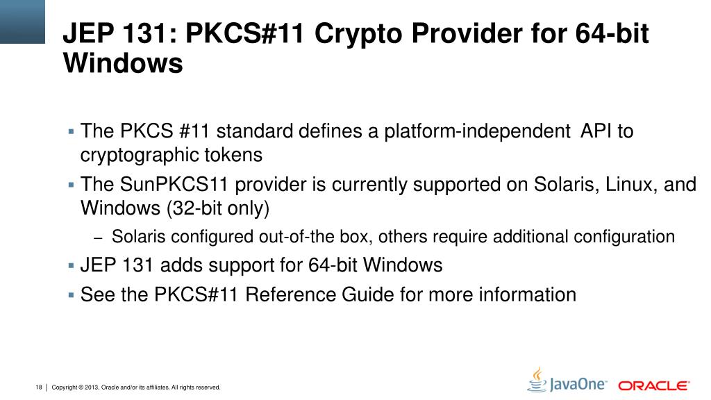 PPT - Using the New JDK 8 Security Features PowerPoint Presentation