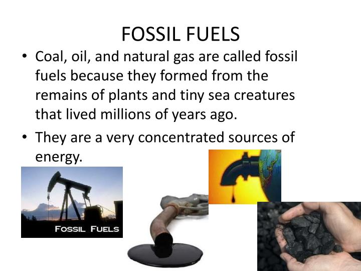 fossil fuels and alternative sources of energy sources in our planet Fuels we rely on every day, such as coal, oil and natural gas, are non-renewable once a deposit of these fuels is depleted it can't be replenished, and it's no secret we're running out of our planet's precious fossil fuels in contrast, there are many renewable sources of clean energy that can be.