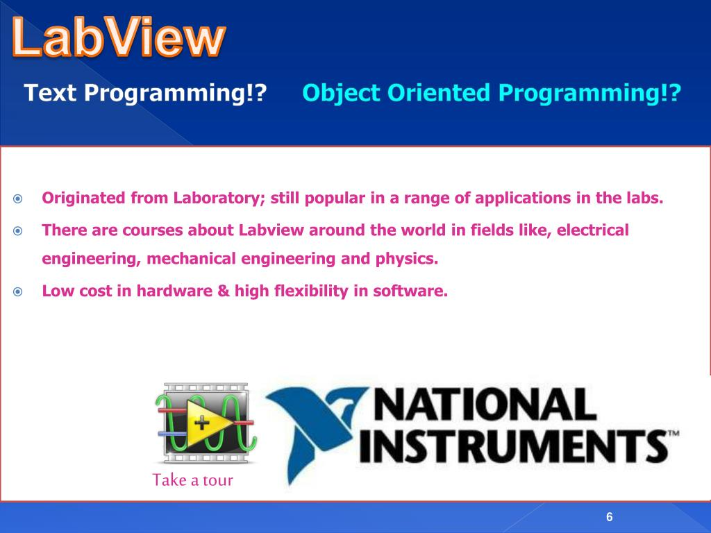 PPT - LabView PowerPoint Presentation - ID:2386847