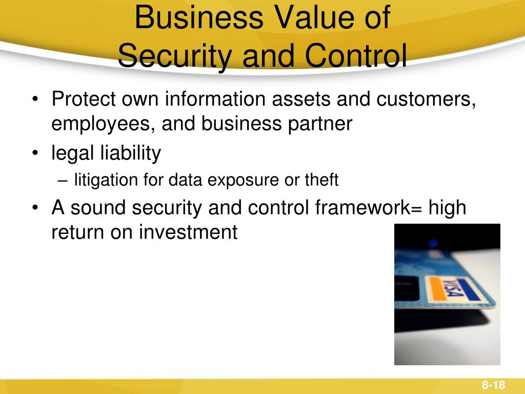 Ppt C8 Securing Information Systems Powerpoint Presentation Free Download Id 2387024