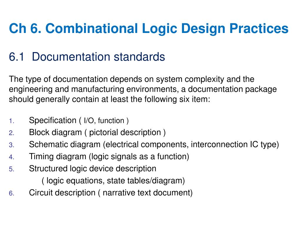 Ppt Ch 6 Combinational Logic Design Practices Powerpoint 3 8 Decoder Diagram N