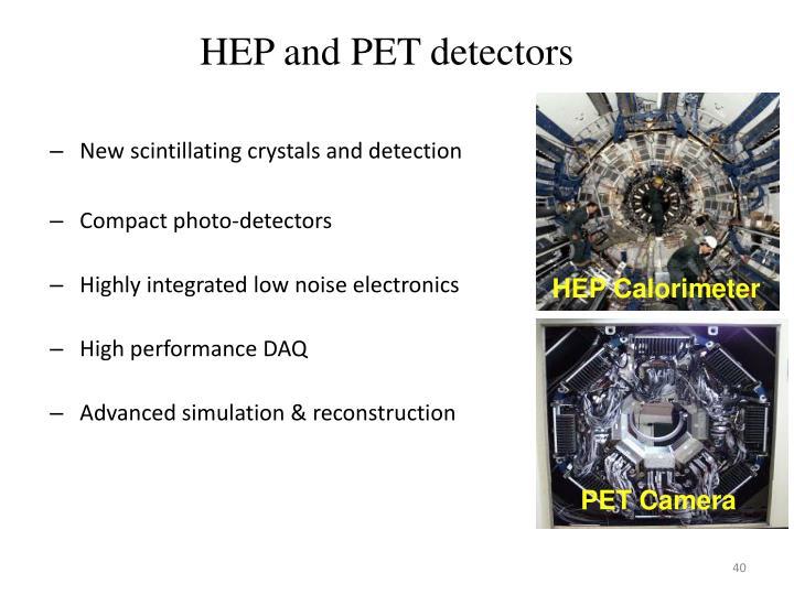 HEP Calorimeter