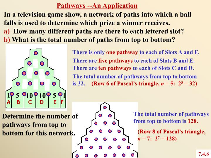 Pathways --An Application