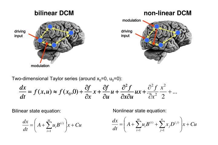 non-linear DCM