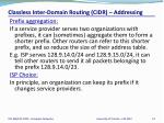 classless inter domain routing cidr addressing2