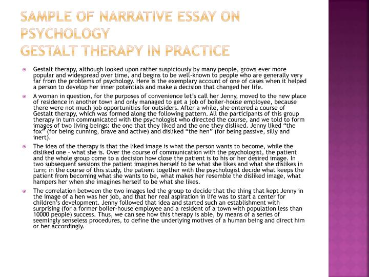 group therapy essay Read this essay on group therapy come browse our large digital warehouse of free sample essays get the knowledge you need in order to pass your classes and more.