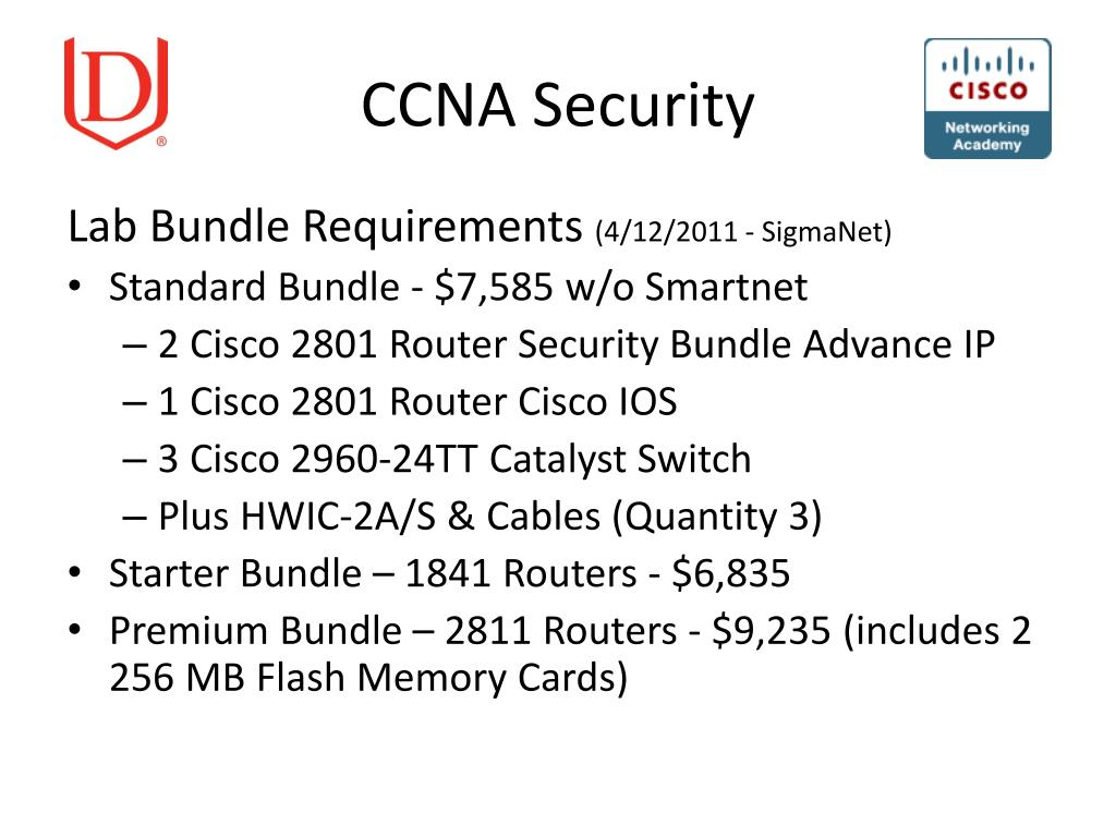 PPT - CCNA Security PowerPoint Presentation - ID:2388002