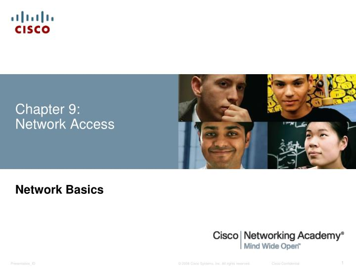chapter 9 network access n.