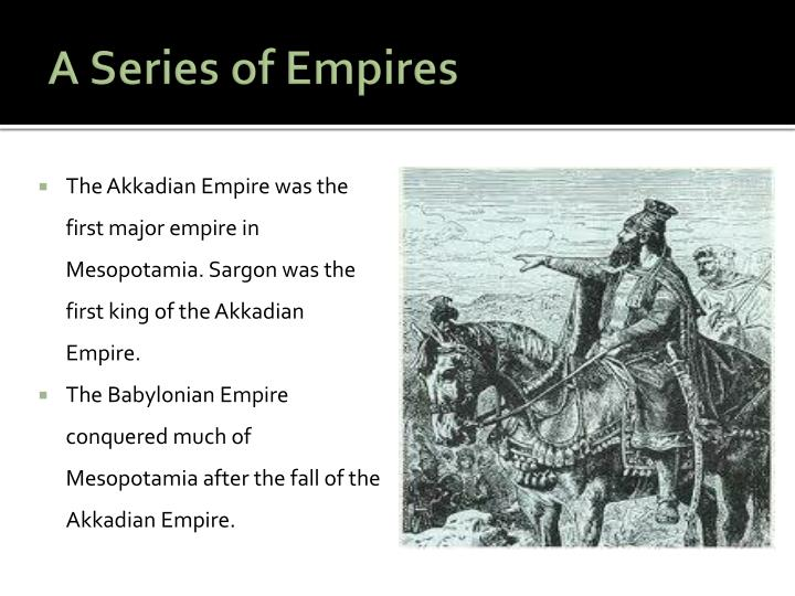 A Series of Empires
