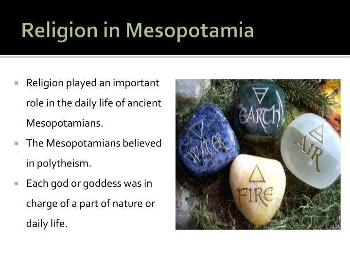 Religion in