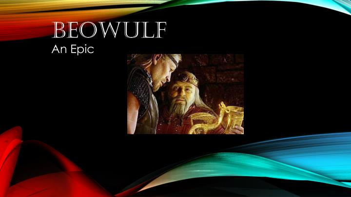 beowulf as an epic