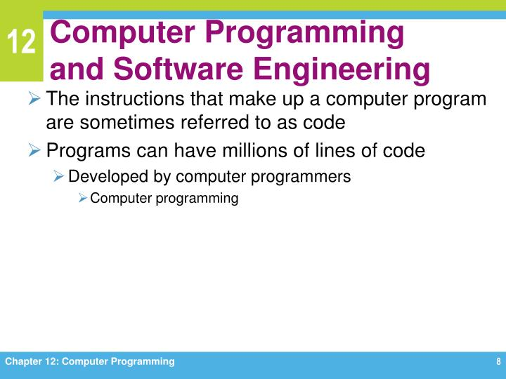 computer programming and program development essay Event-driven programming known as a computer programming paradigm that used the occurrence of events to determine the control flow of the program.