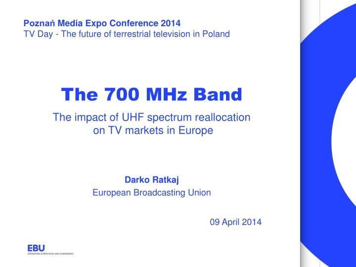 the 700 mhz band n.