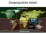 zoogeografick oblasti