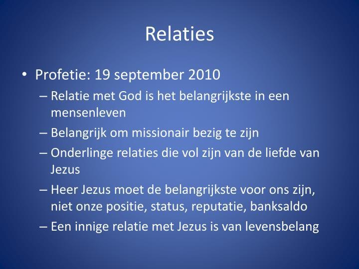 Relaties1
