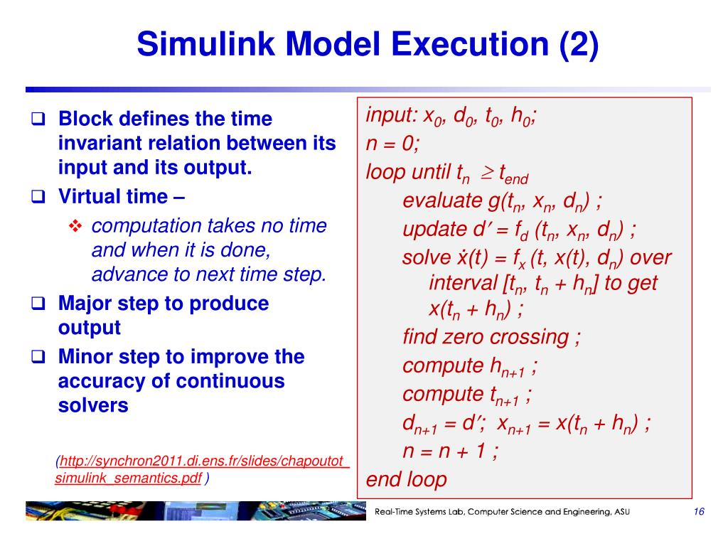 PPT - CSE 522 Simulink PowerPoint Presentation - ID:2390710