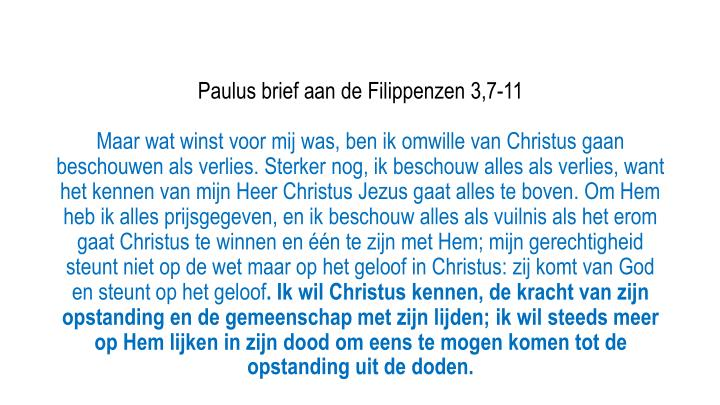 Paulus brief aan de