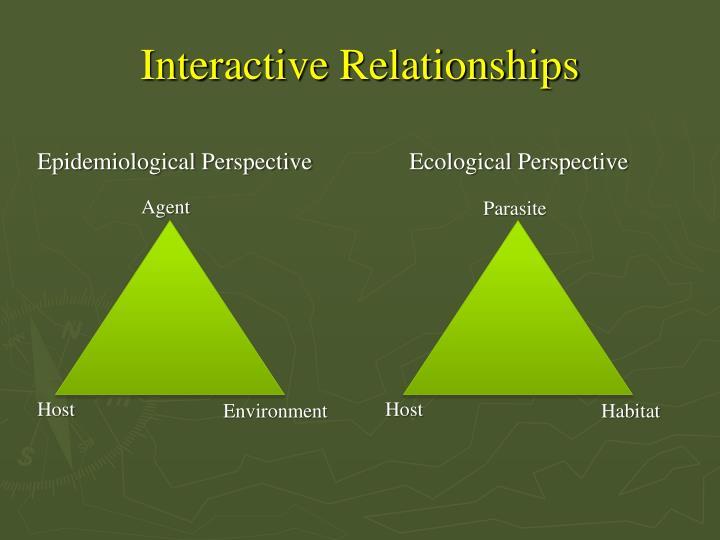 Interactive Relationships