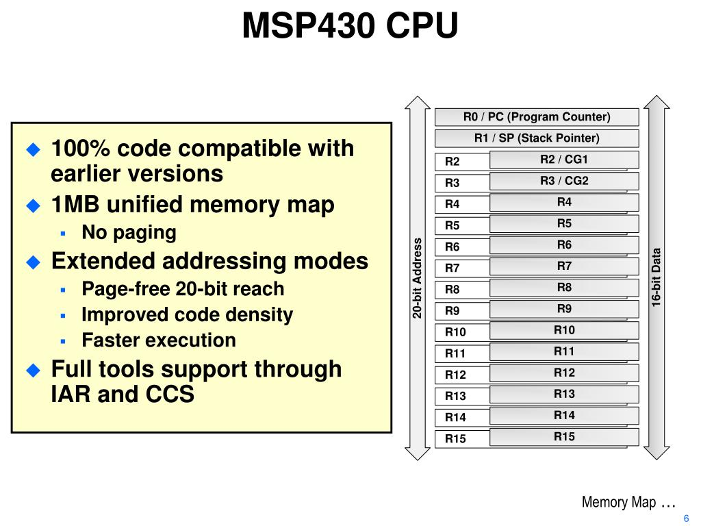 PPT - Getting Started with the MSP430 LaunchPad PowerPoint
