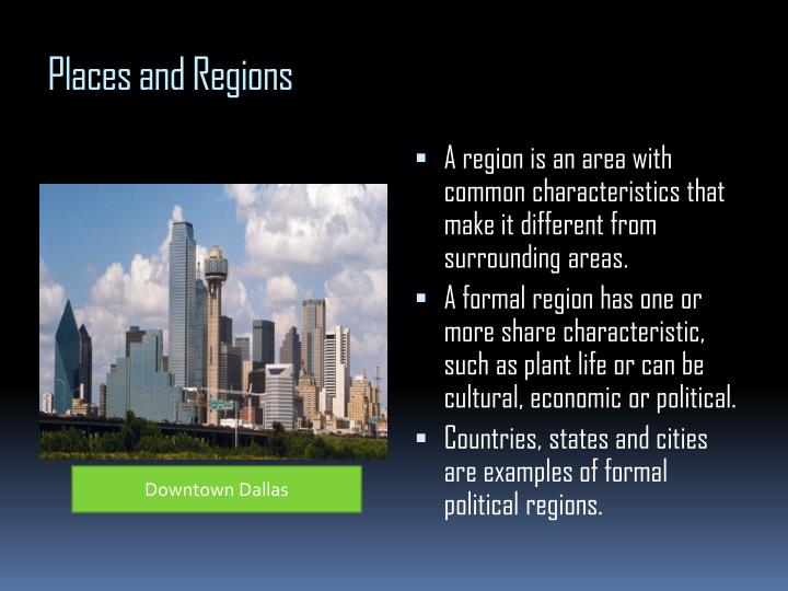 Ppt 11 The Six Essential Elements Of Geography Powerpoint