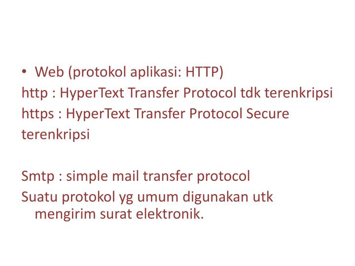 Web (