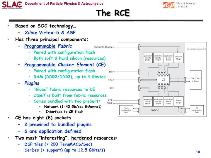 The RCE
