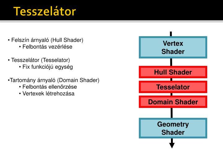 Tesszelátor