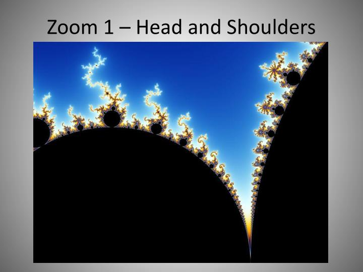 Zoom 1 head and shoulders