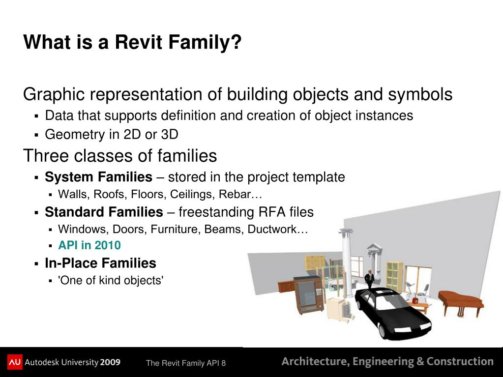 PPT - The New Autodesk Revit Family API: Everything is Relative