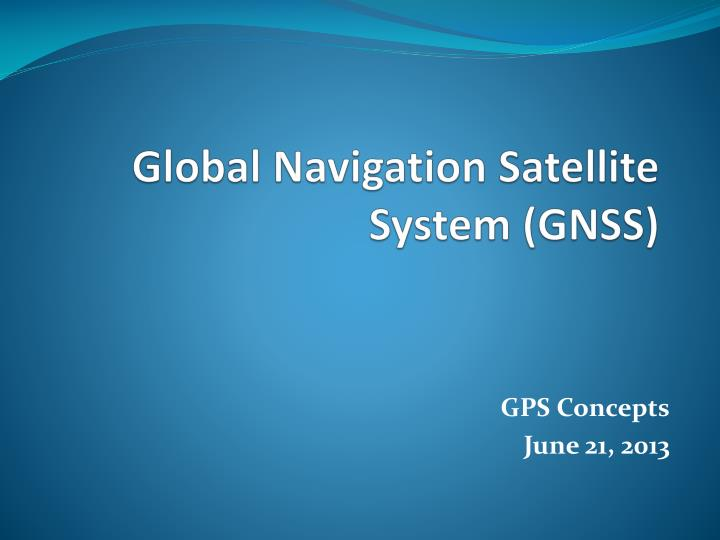a research on the global positioning system or gps The global positioning system laboratory (gpsl) at cornell university investigates global navigation satellite signals for the purpose of remote sensing of the space environment, to improve the reliability and integrity of gps positioning in the presence of space weather, to detect and mitigate jamming and spoofing of gps, and to advance gnss.