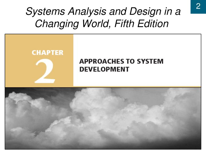 Ppt Systems Analysis And Design In A Changing World Fifth Edition Powerpoint Presentation Id 2392129