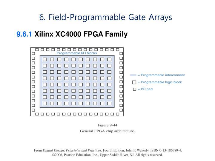 6. Field-Programmable Gate Arrays