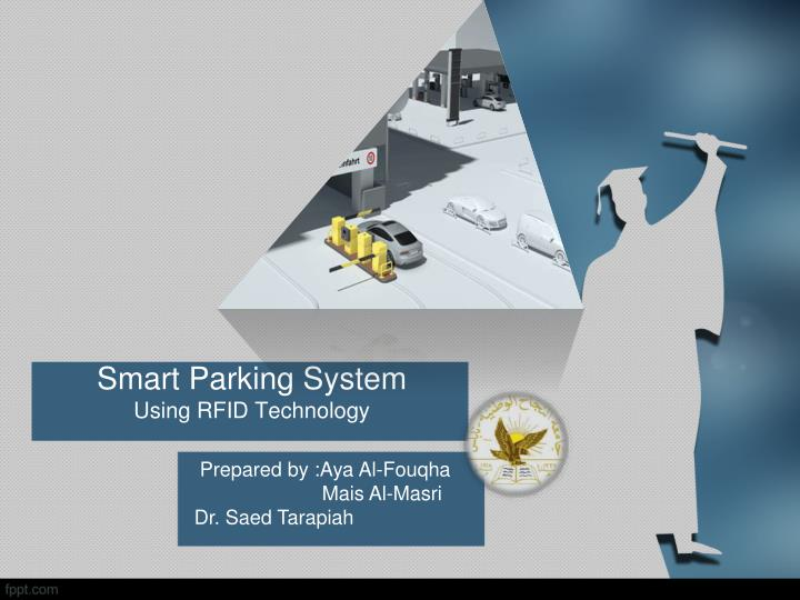smart parking system using rfid technology n.