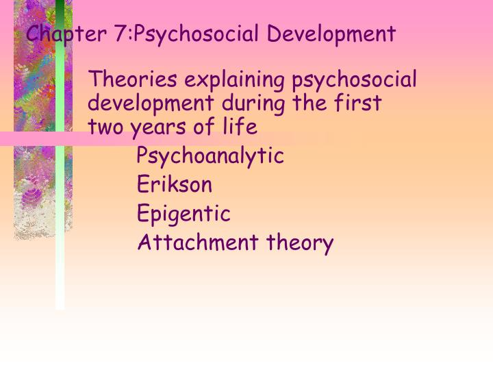 lifespan psych chapter 8 psychosocial 3 6 years Unit ii 5 concepts of growth and development 6 child and family communication 7 social and environmental influences on the child 8 pediatric and newborn.