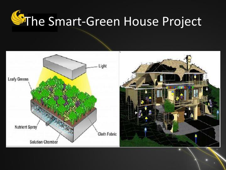 the smart green house project n.