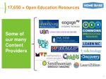 17 650 open education resources