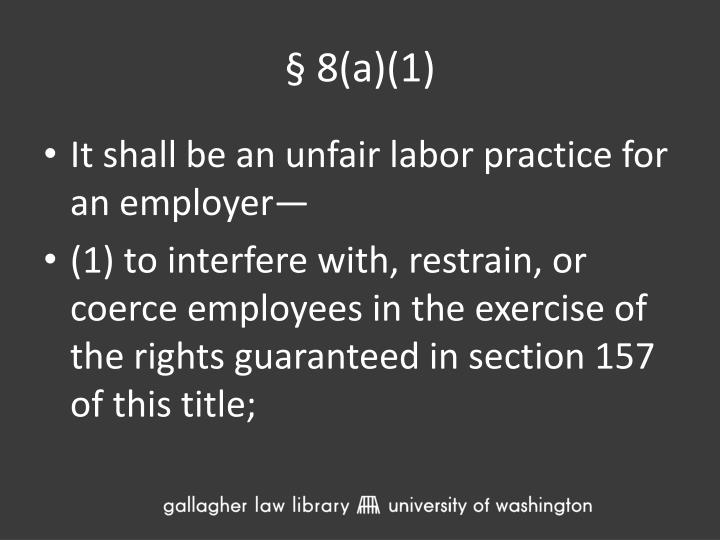 list three examples of unfair labor practices What are 10 examples of unfair trade practices  what are three examples of the robber barons' business and labor practices that have been considered unfair.