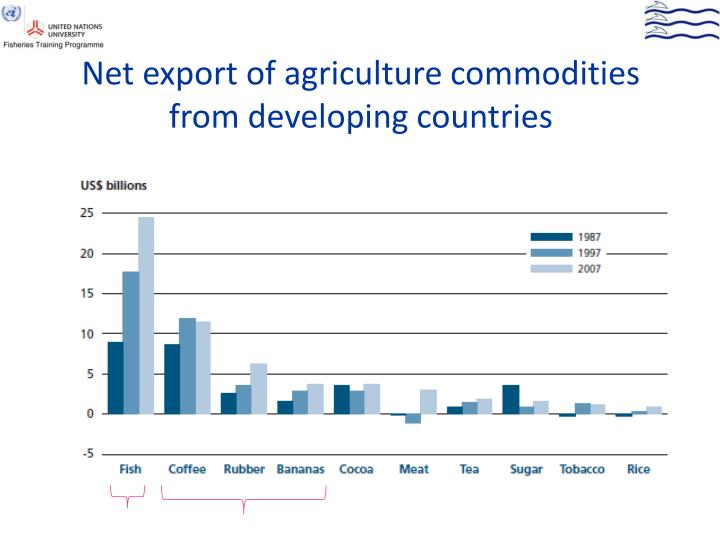 development of agricultural commodity exchanges in This paper reviews the purpose and potential of commodity exchanges in africa drawing from the existing literature and using indicative empirics, it examines the conditions that enable successful exchanges, highlights the special challenges to setting up exchanges in africa, and reviews alternatives to domestic exchanges.