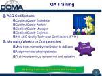 qa training