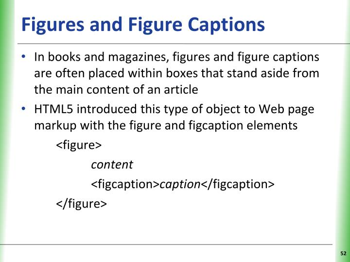 Figures and Figure Captions