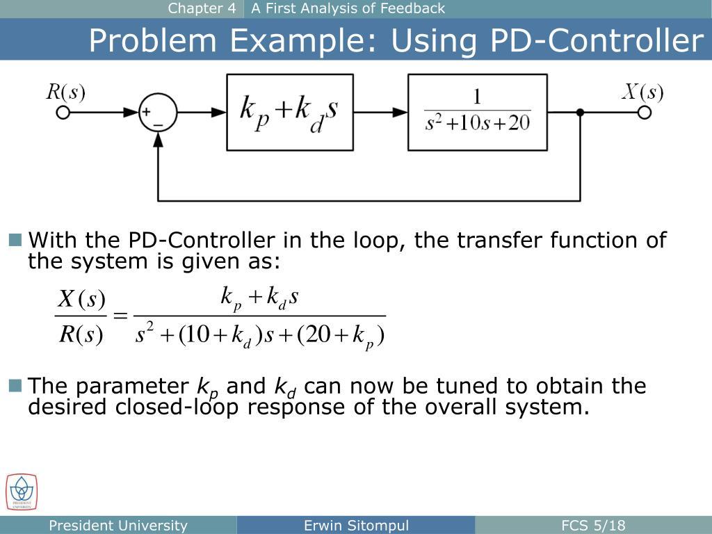 PPT - Feedback Control PowerPoint Presentation - ID:2395462