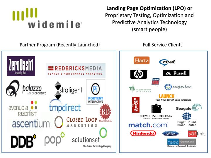 Landing Page Optimization (LPO) or