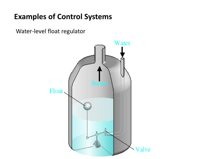 Examples of Control Systems