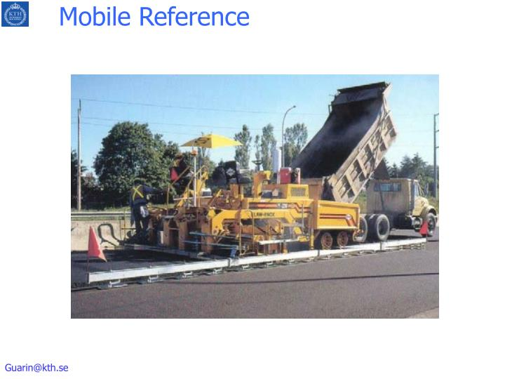 Mobile Reference