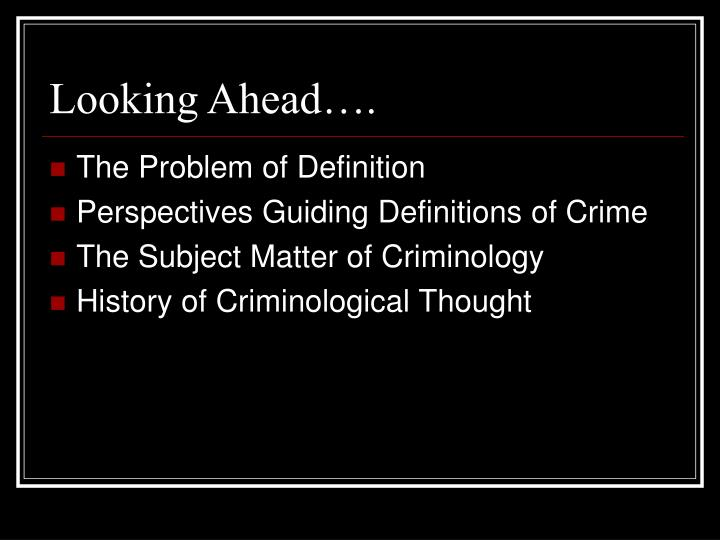 definition of crime In ordinary language, a crime is an unlawful act punishable by a state or other authority the term crime does not, in modern criminal law, have any simple and universally accepted definition, though statutory definitions have been provided for certain purposes.